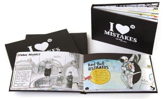 Libro I LOVE MISTAKES
