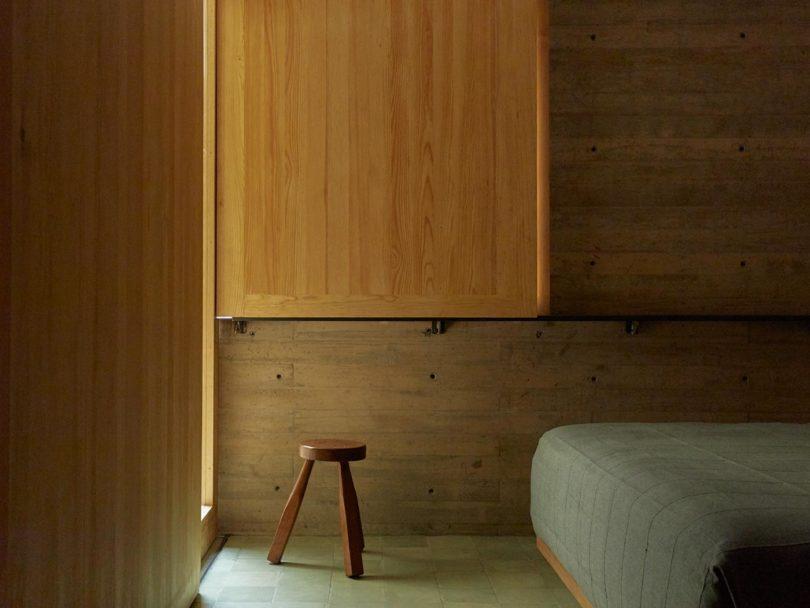 Fotografía de una de las habitaciones del Hotel Escondido Oaxaca