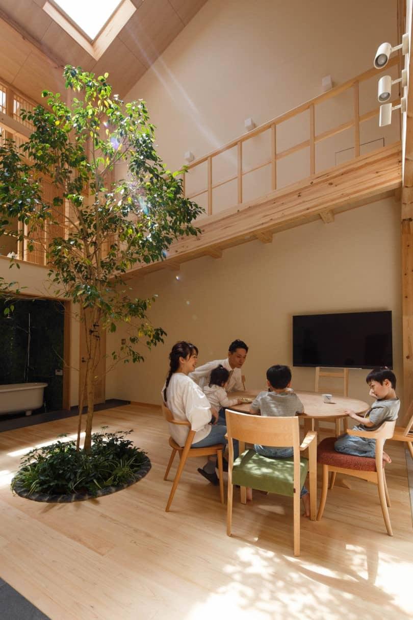 Casa en Kyoto, Japón