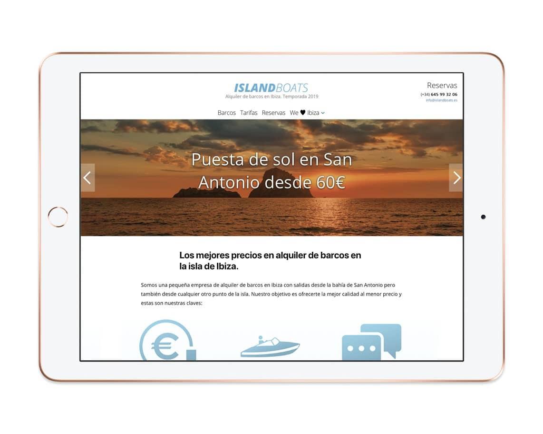 Island Boats Ibiza